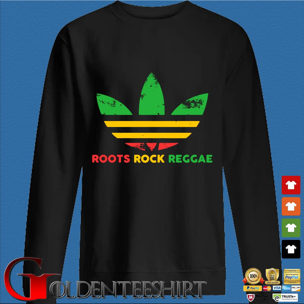 Adidas Roots Rock Shirt Den Sweater