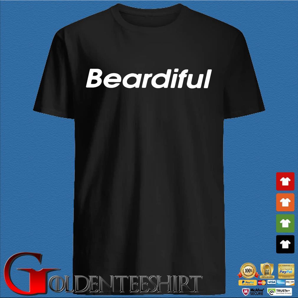 Beardiful Black Shirt