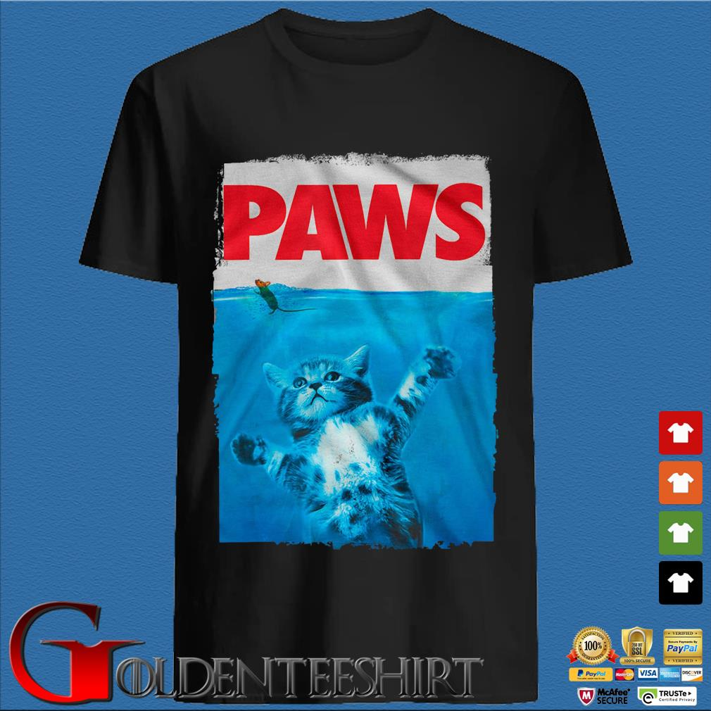 Cat And Mouse Paws Shirt