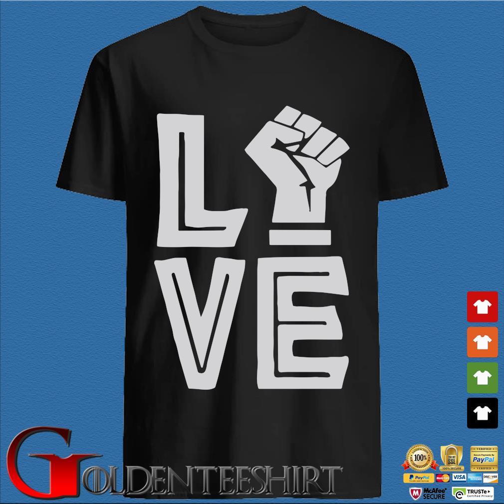 Strong Hand Love Shirt