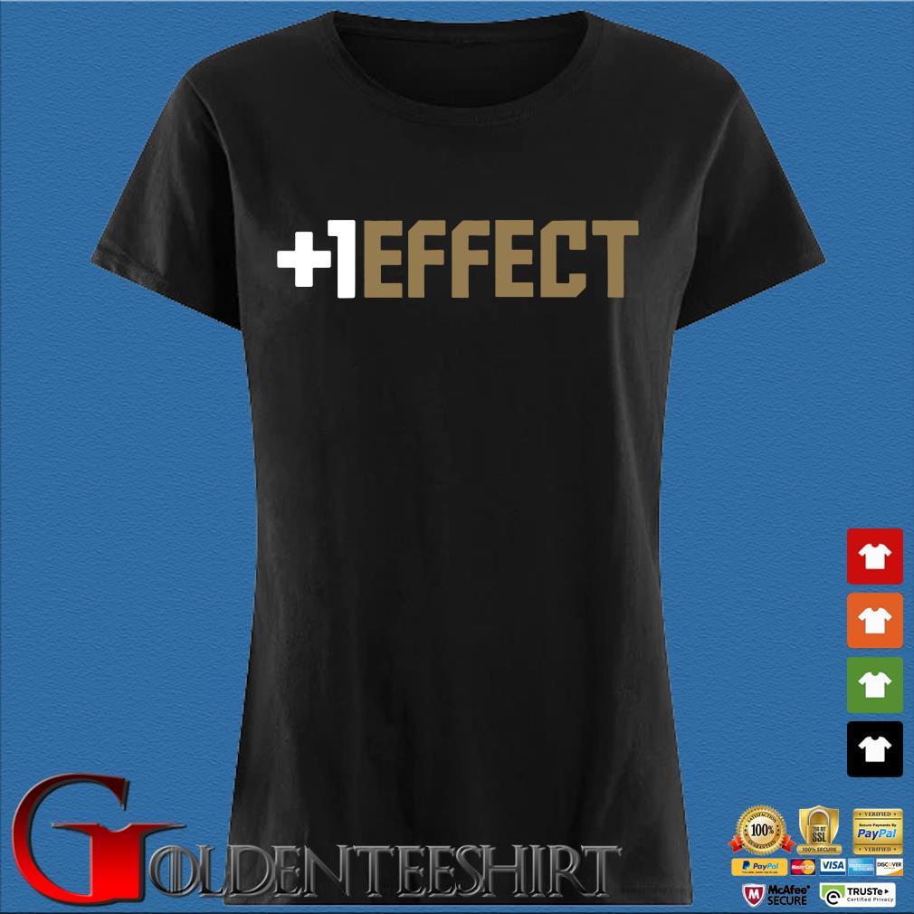 The +1 Effect Shirt Den Ladies