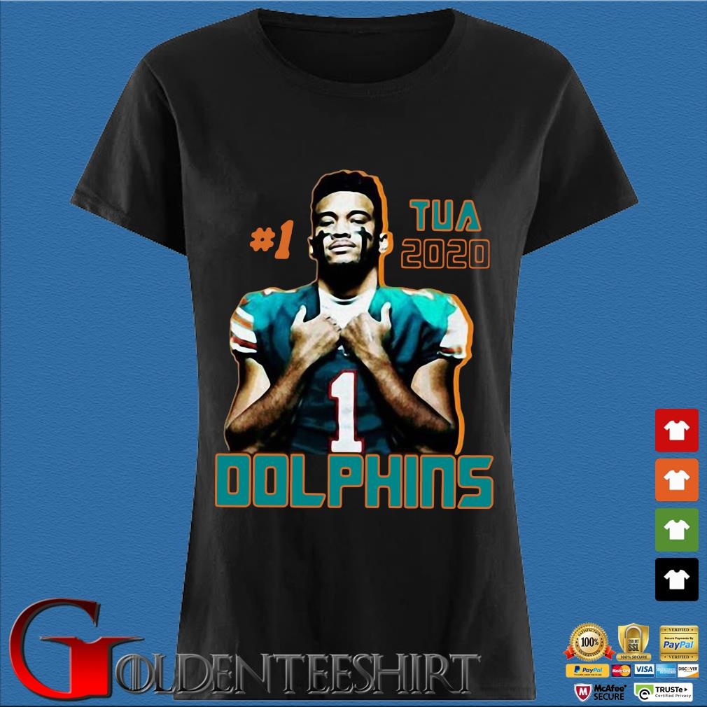 1 tua tagovailoa 2020 Miami Dolphins football s Den Ladies