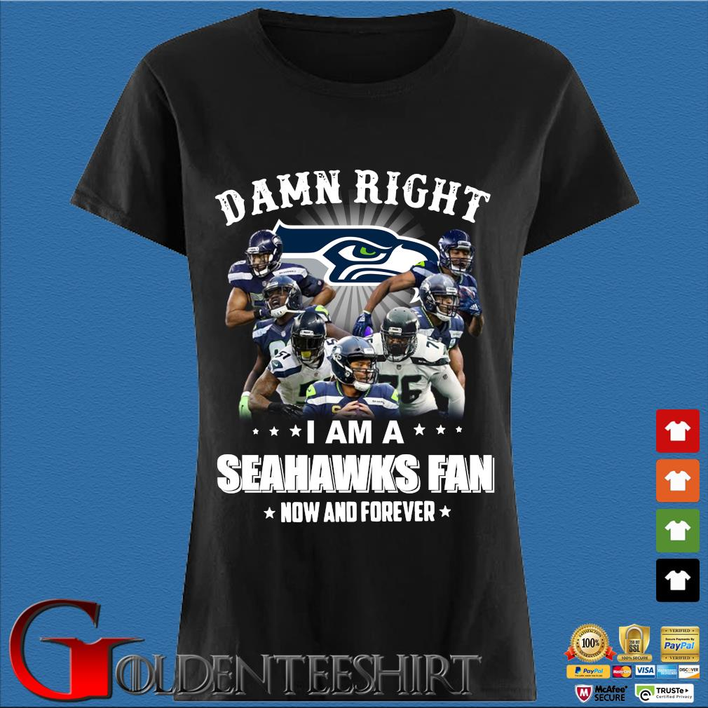 Damn right I am a Seahawks fan how and forever s Den Ladies