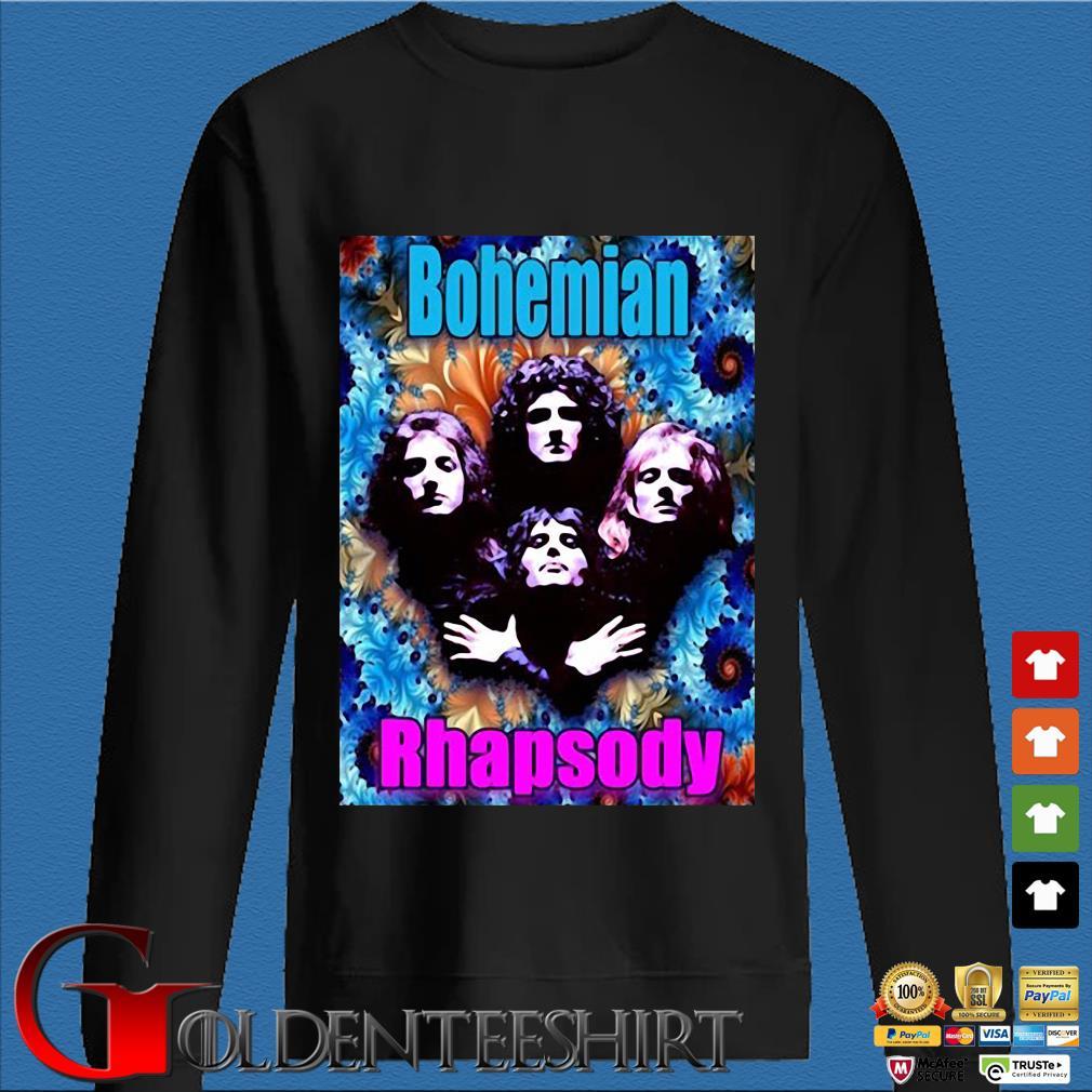 Queen Bohemian Rhapsody Shirt Den Sweater
