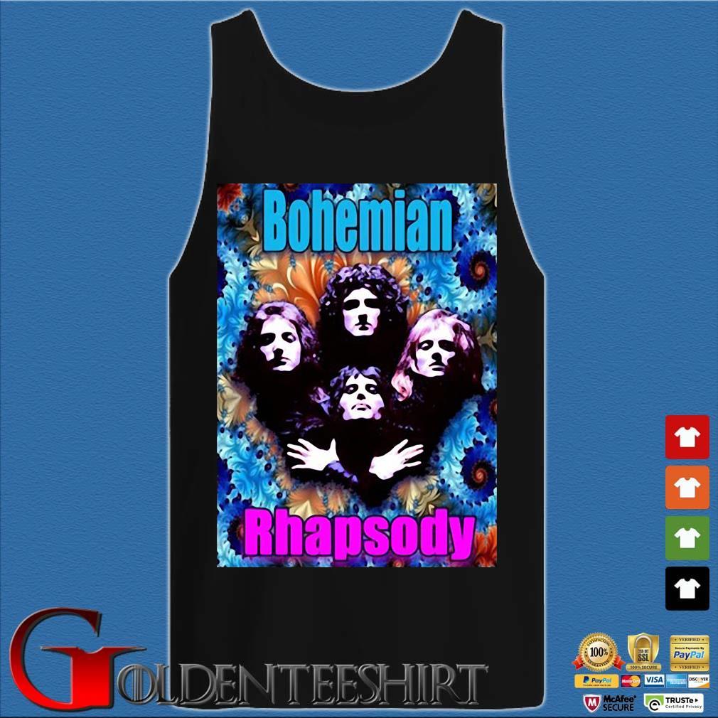 Queen Bohemian Rhapsody Shirt Tank top den