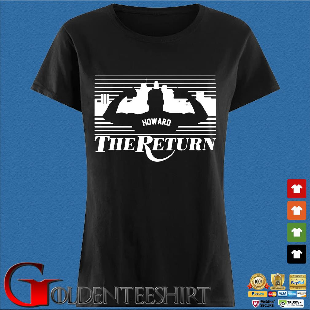 The Return Dwight Howard Shirt Den Ladies