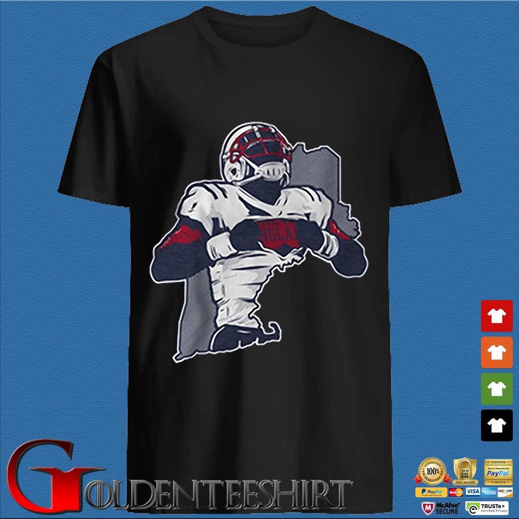 Touchdown New England Tee Shirt
