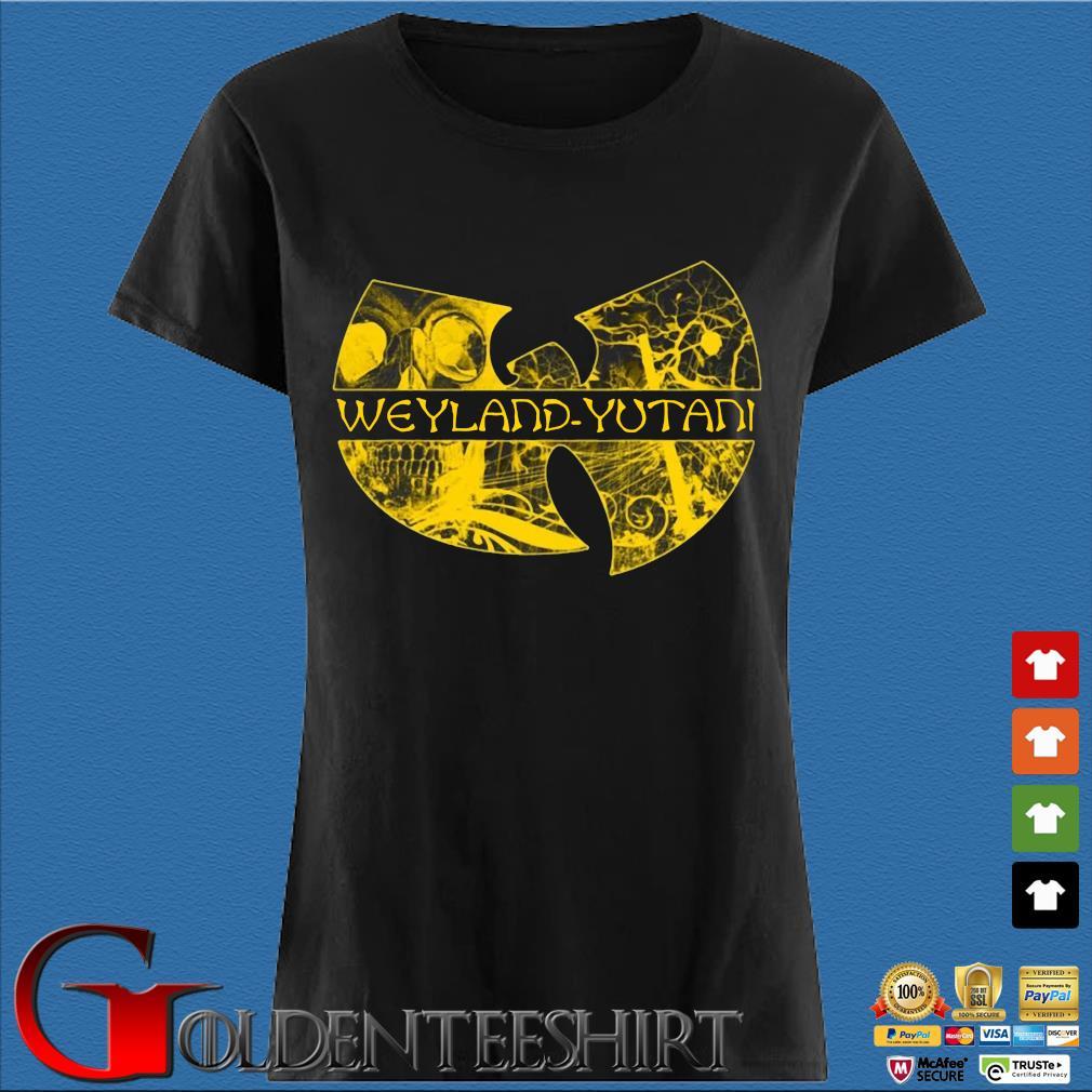 Wu Tang Weyland Yutani Shirt Den Ladies