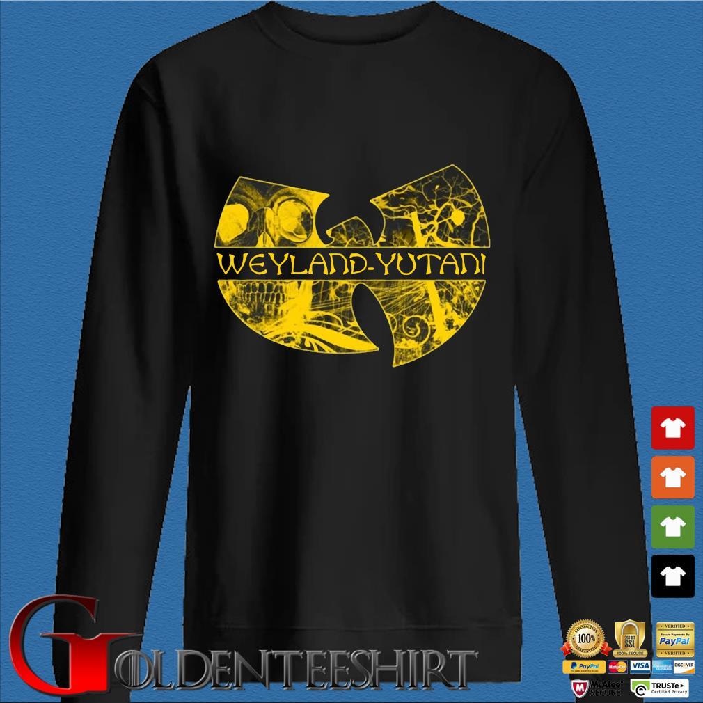 Wu Tang Weyland Yutani Shirt Den Sweater