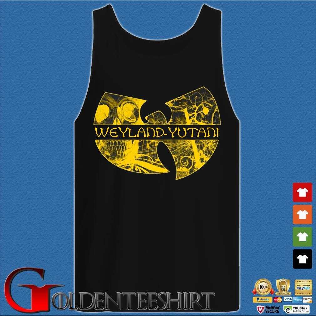 Wu Tang Weyland Yutani Shirt Tank top den