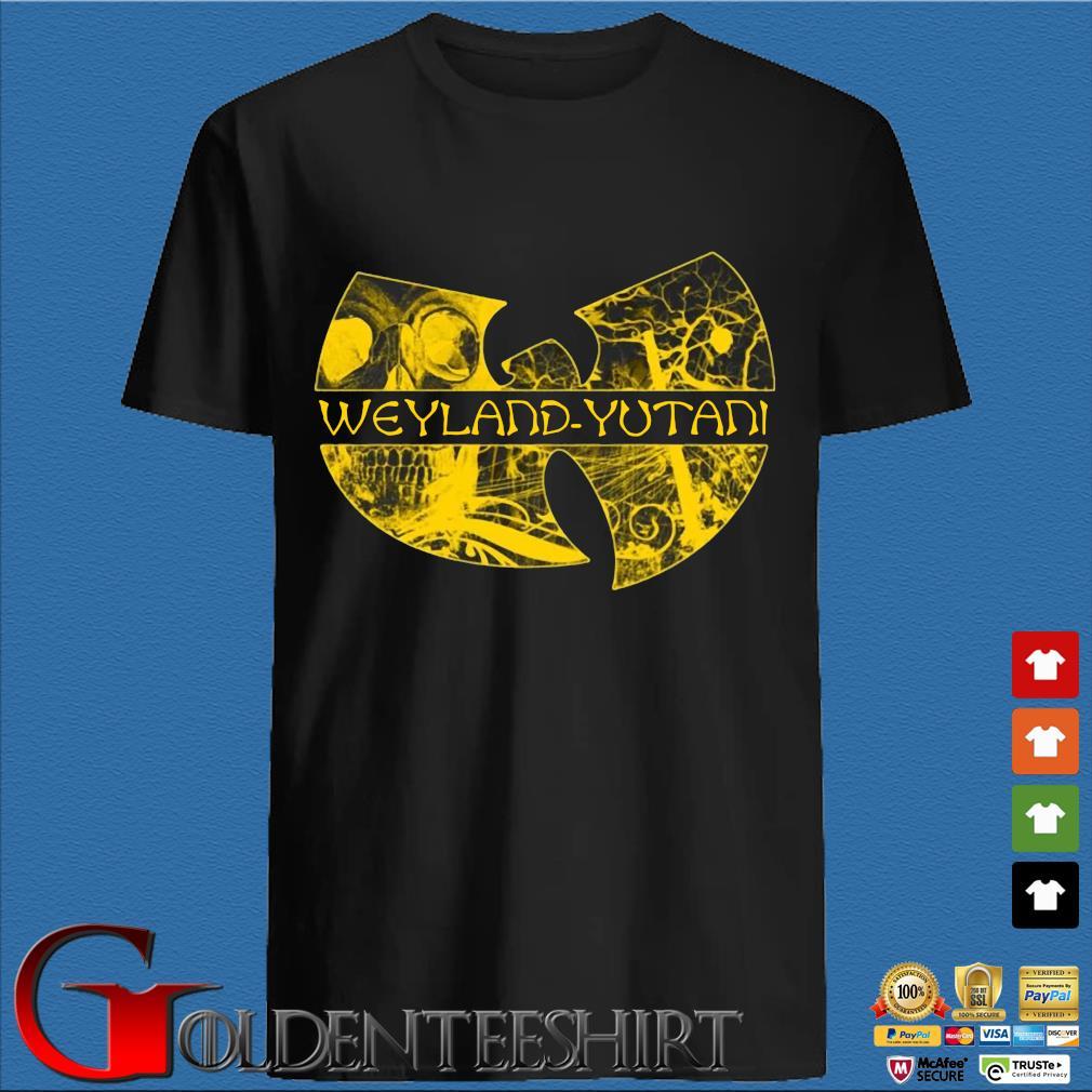 Wu Tang Weyland Yutani Shirt