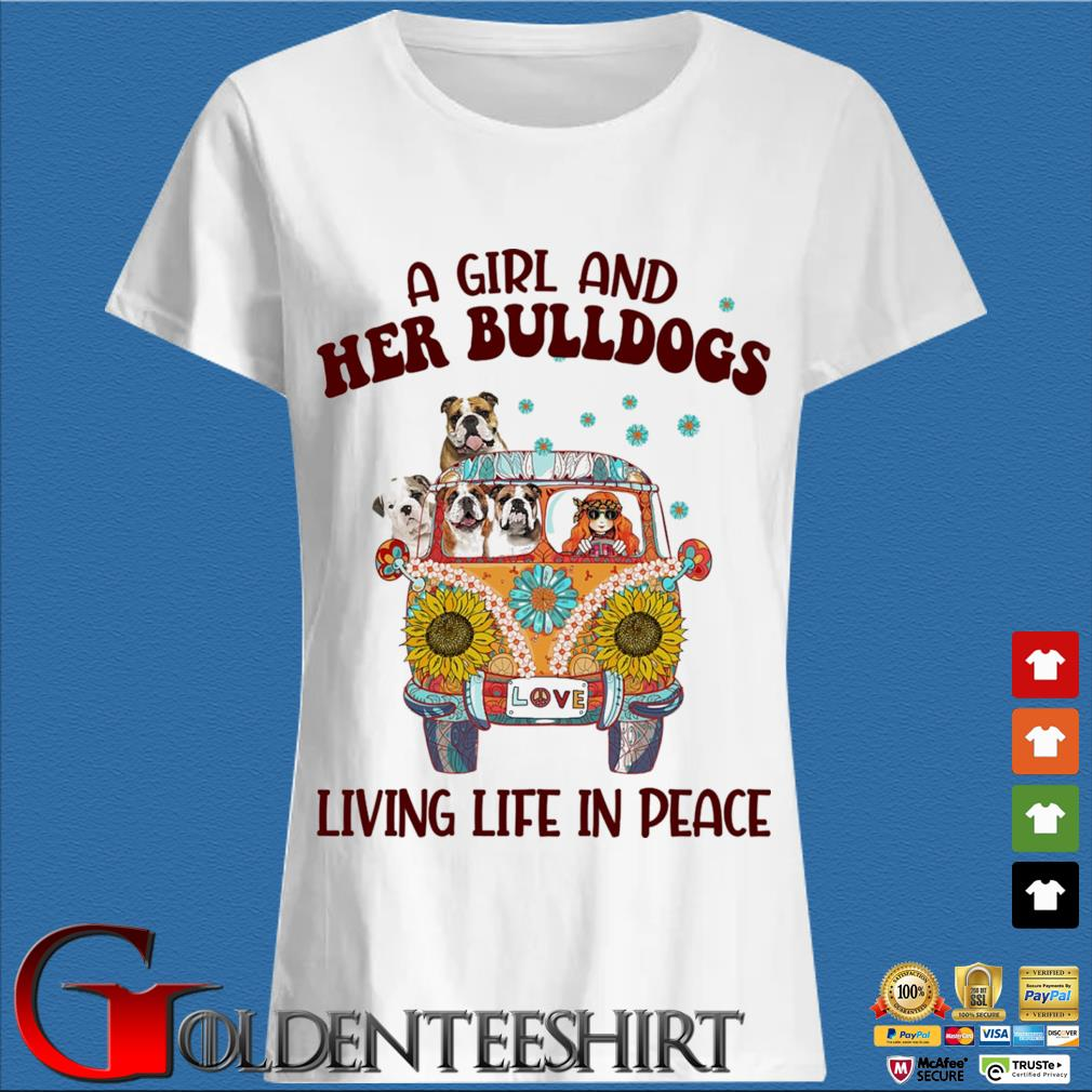 A Girl and Her Bulldogs living life in peace s Trang Ladies