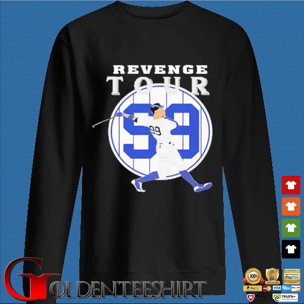 Aaron Judge revenge tour 99 New York Yankees s Den Sweater