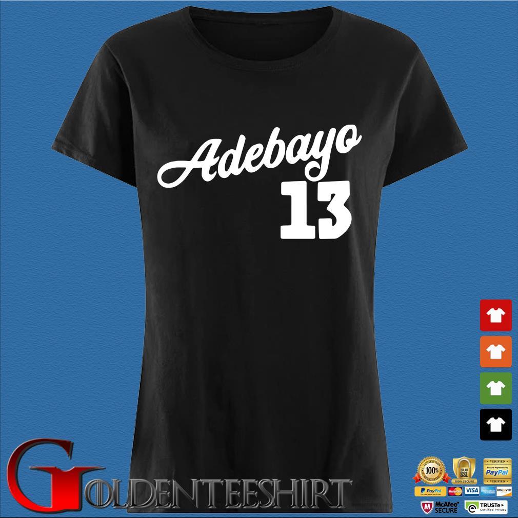 Bam Adebayo 13 s Den Ladies