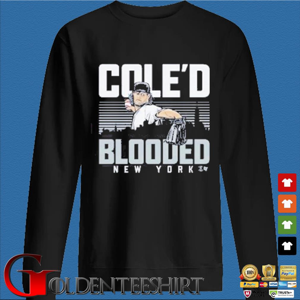 Baseball Cole'd Blooded Tee Shirts Den Sweater