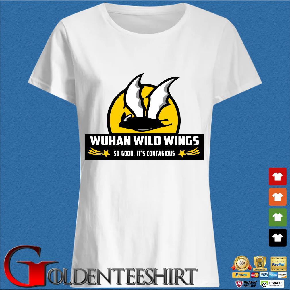 Bat Wuhan wild wings so good it's contagious Coronavirus s Trang Ladies