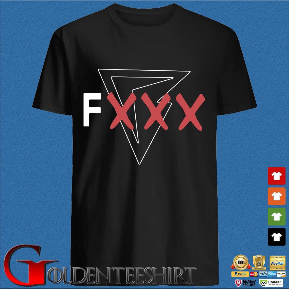 Finn Balor FXXX Authentic shirt
