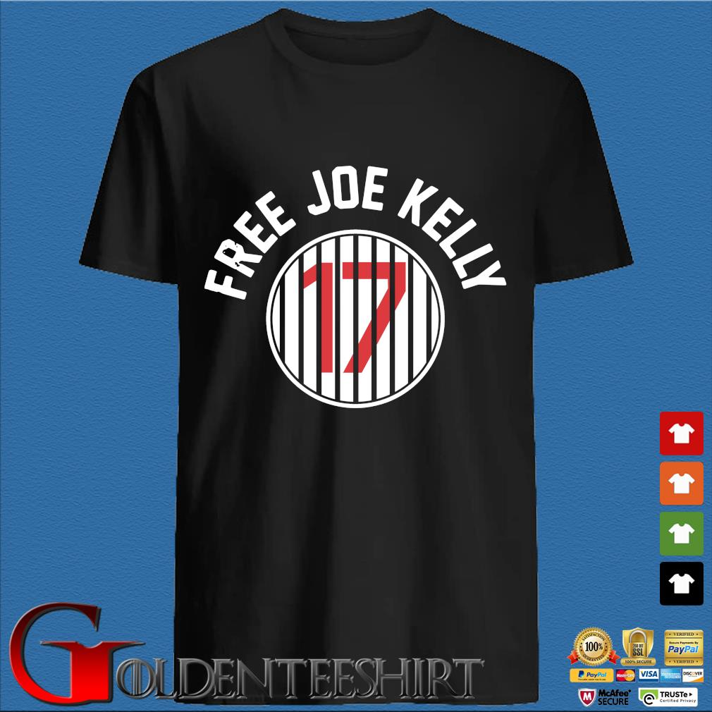 Free joe kelly logo T-shirt