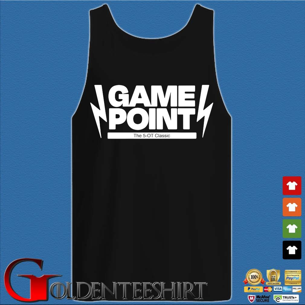 Game point the 5-OT 2020 s Tank top den