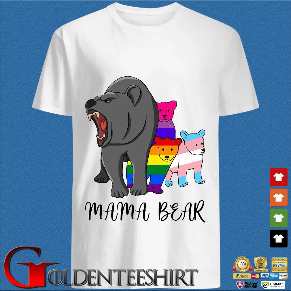 LGBT mama bear shirts