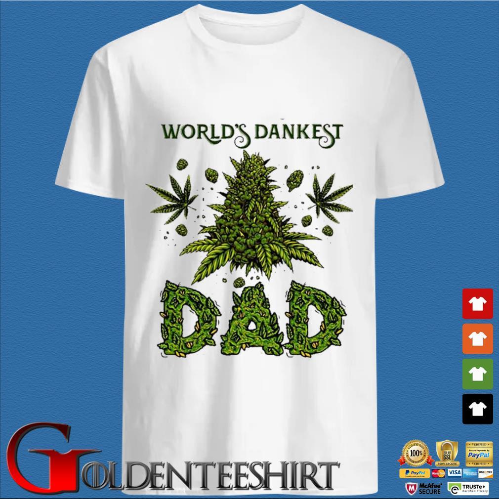 Premium World's Dankest Dad Shirt