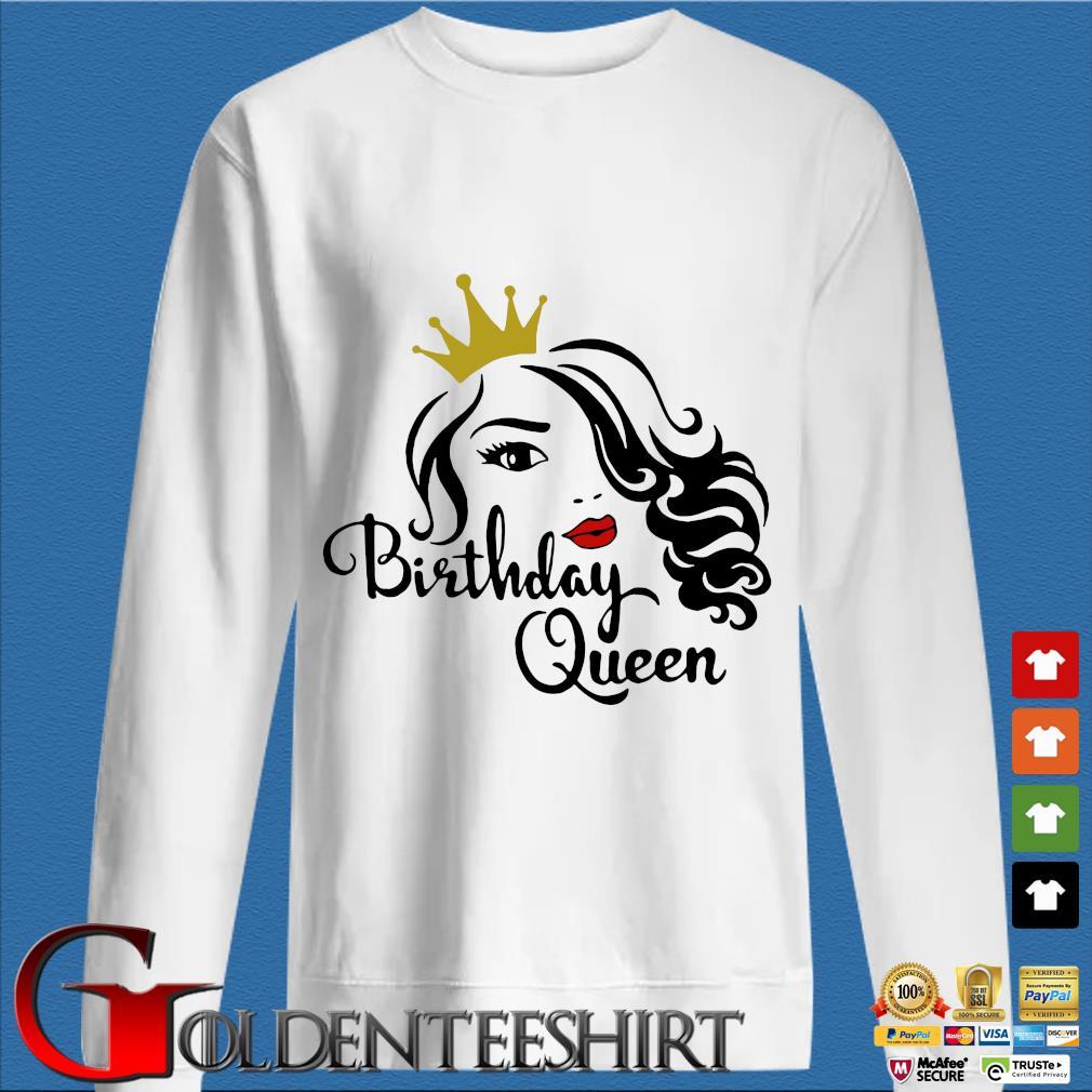 Queen birthday lips s trang Sweater