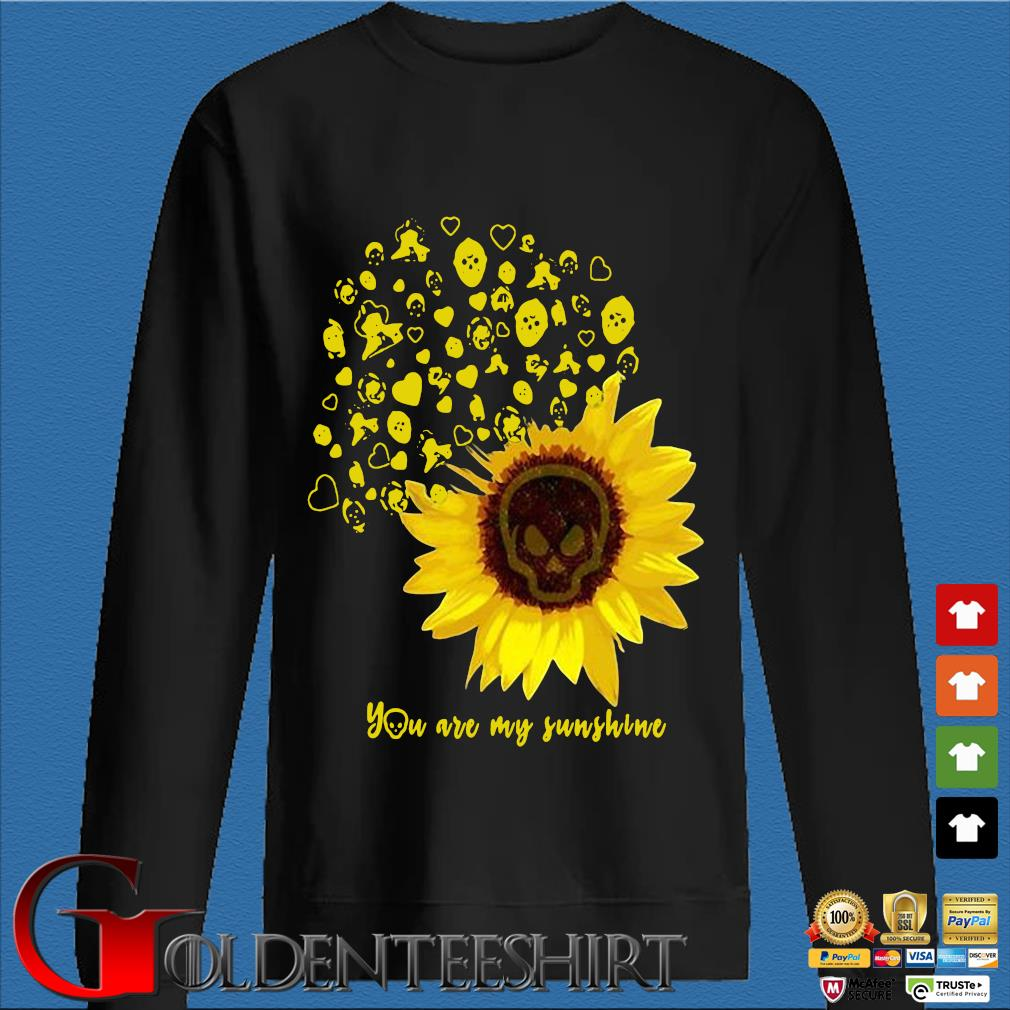 Sunflower weed you are my sunshine s Den Sweater