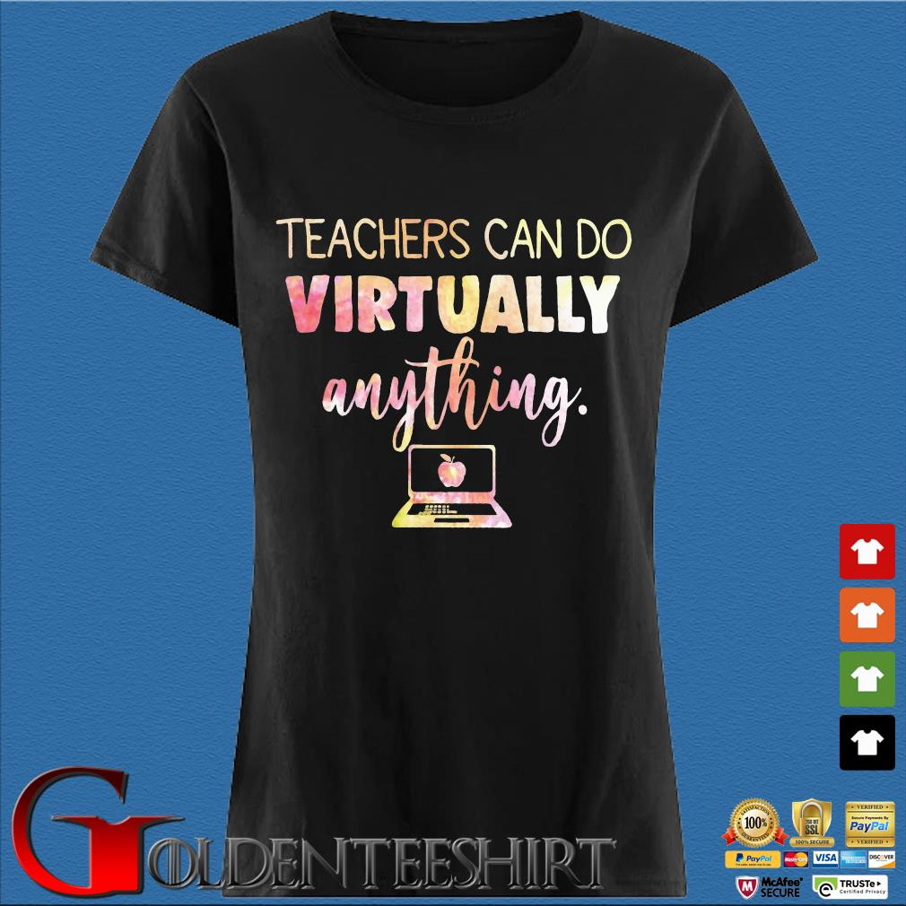 Teachers can do virtually anything computer s Den Ladies