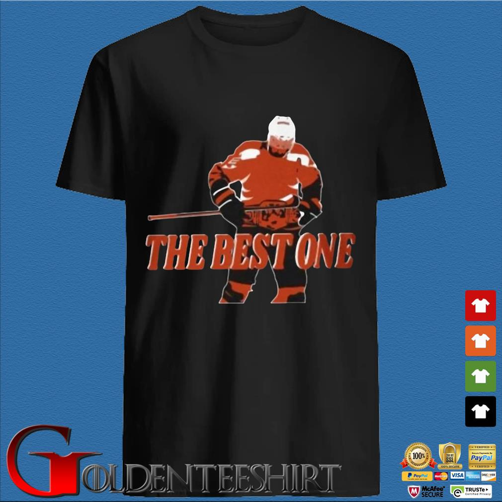 The best one Kevin Hayes unisex shirt