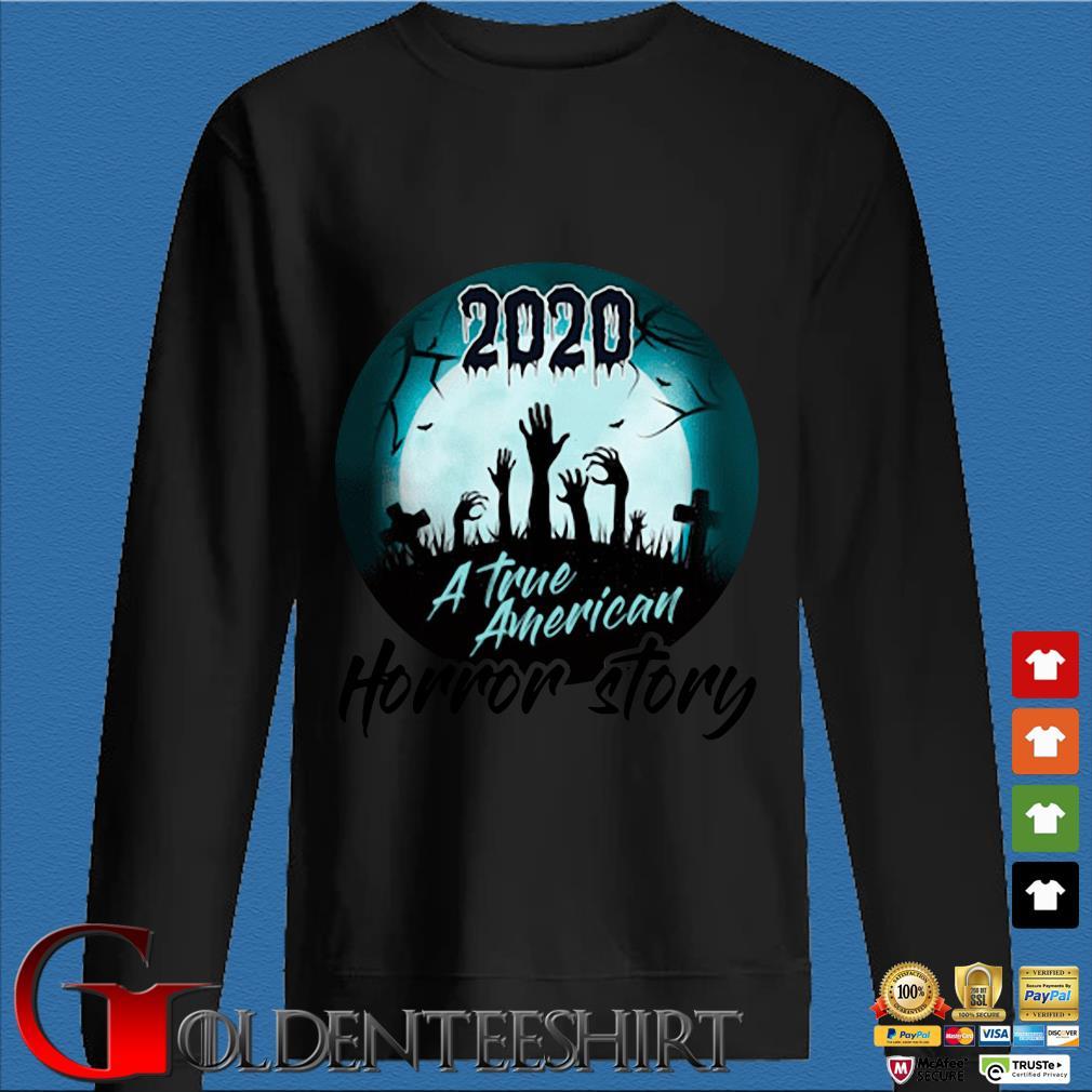 2020 A true American Horror story Halloween s Den Sweater