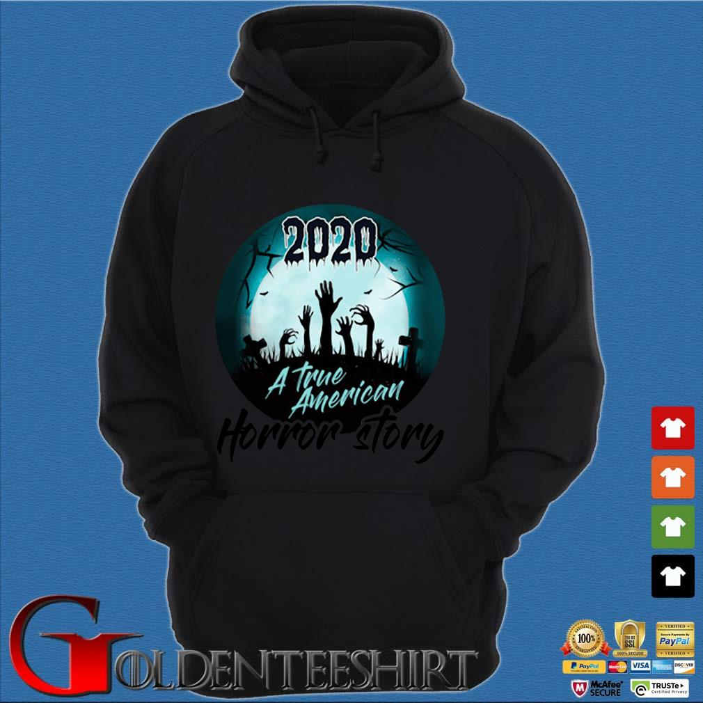 2020 A true American Horror story Halloween s Hoodie đen