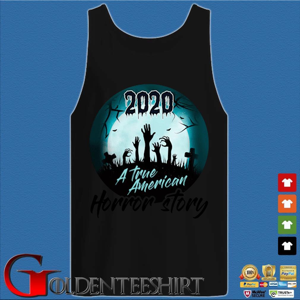 2020 A true American Horror story Halloween s Tank top den