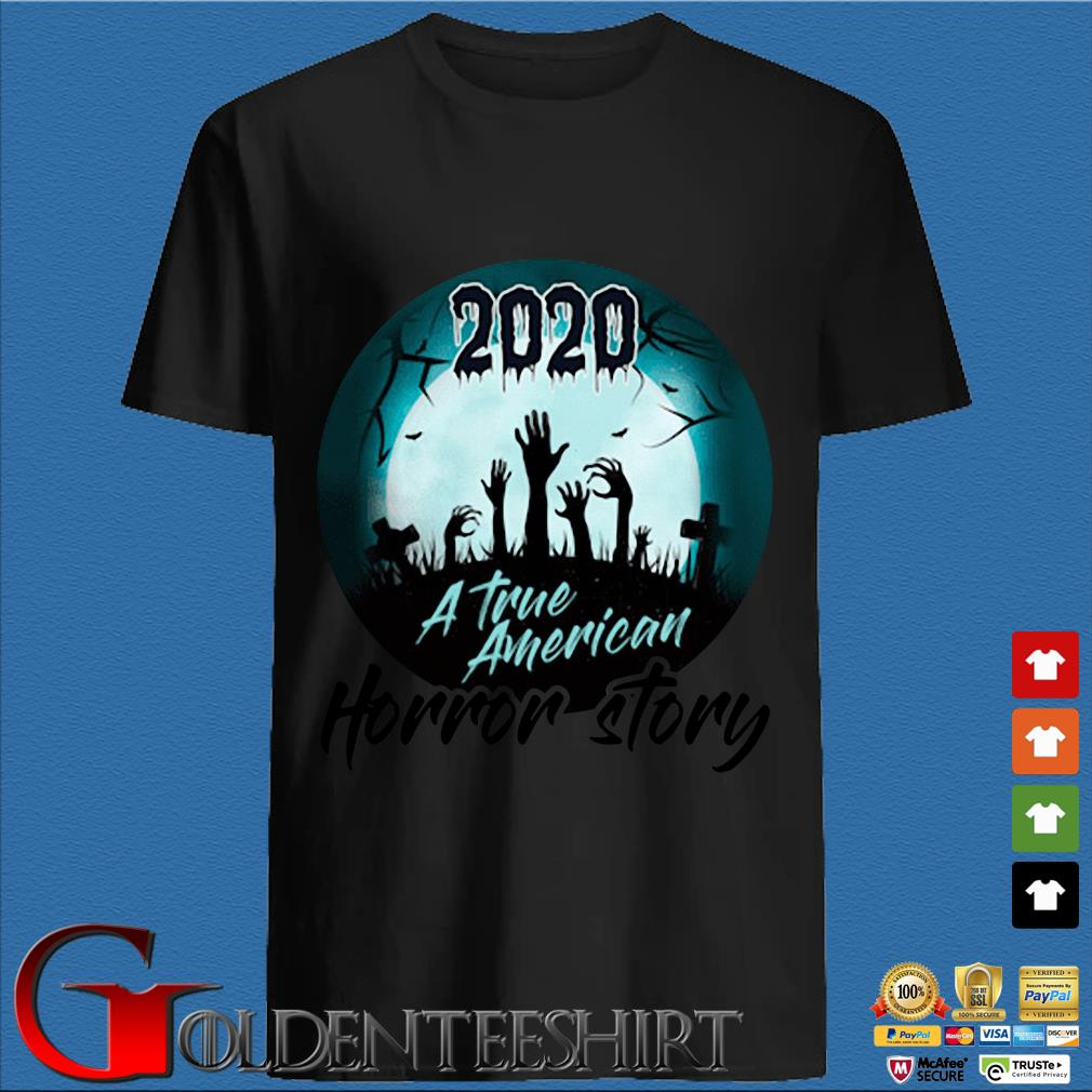 2020 A true American Horror story Halloween shirt