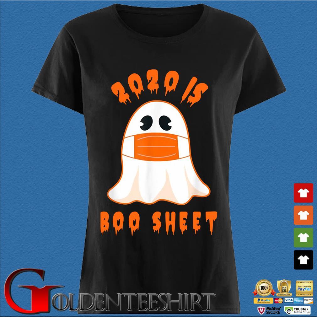 2020 boo sheet Halloween Ghost s Den Ladies