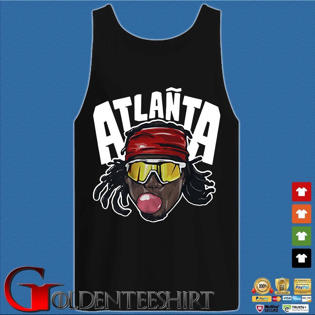 Atlañta Acuña Atlanta baseball s Tank top den