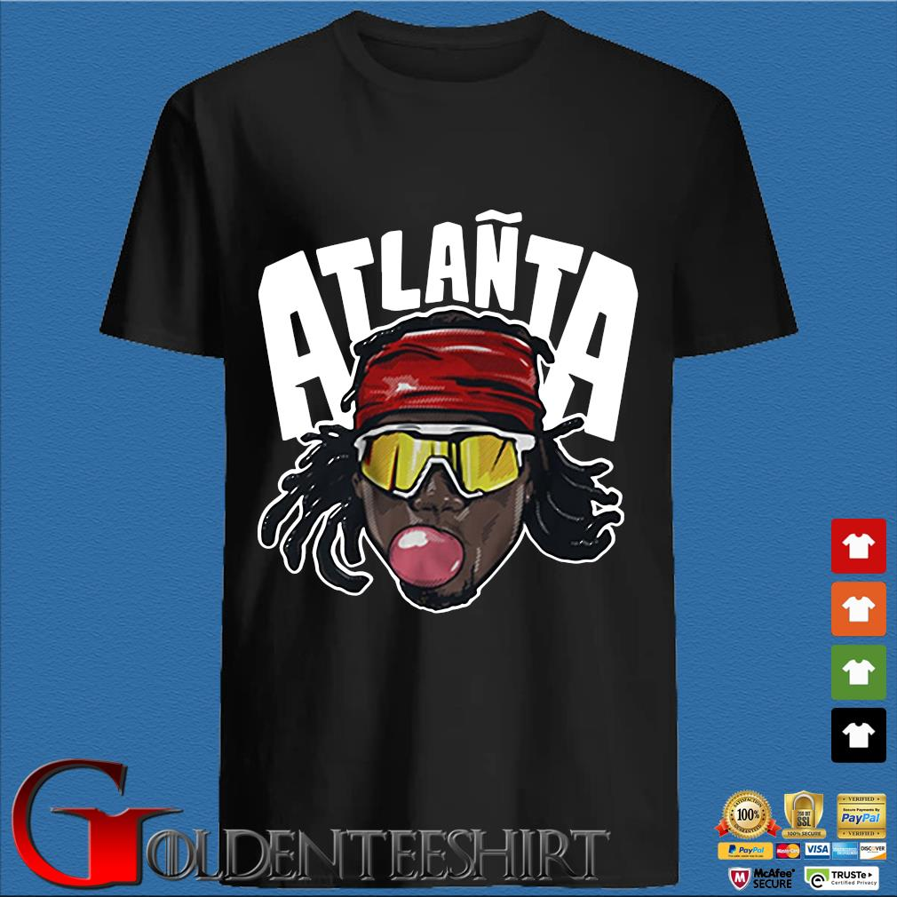 Atlañta Acuña Atlanta baseball shirt