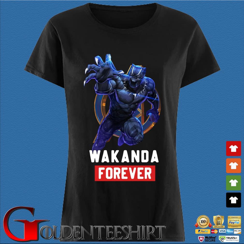 Avenger Black panther Wakanda forever s Den Ladies