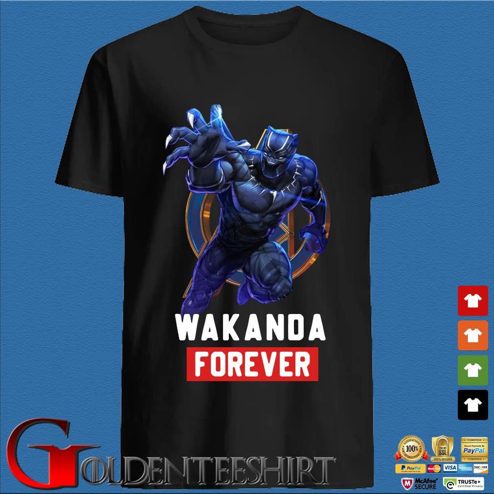 Avenger Black panther Wakanda forever shirt