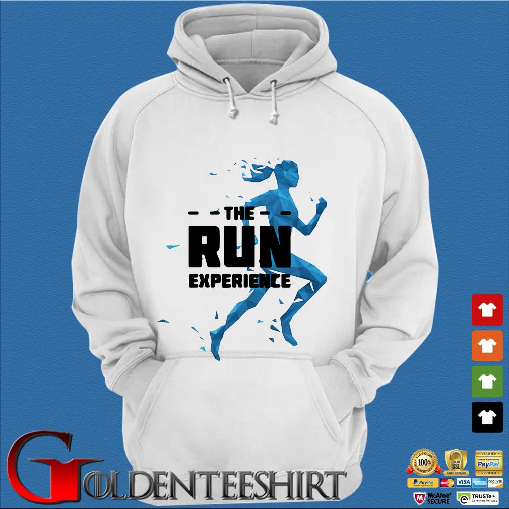 Global running day the run experience s Trang Hoodie