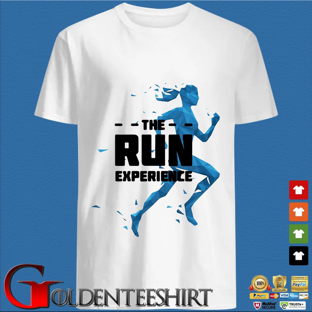 Global running day the run experience shirt