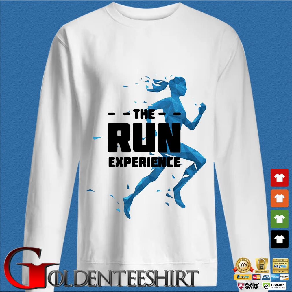 Global running day the run experience s trang Sweater