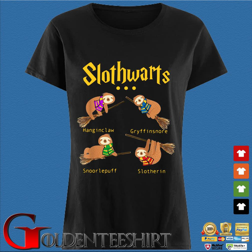 Harry Potter Slothwarts Gryffinsnore Snoozlepuff Hanginclaw Slotherin s Den Ladies