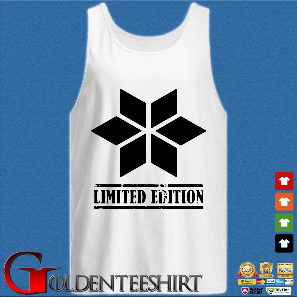 Limited editions logo s Tank top trắng