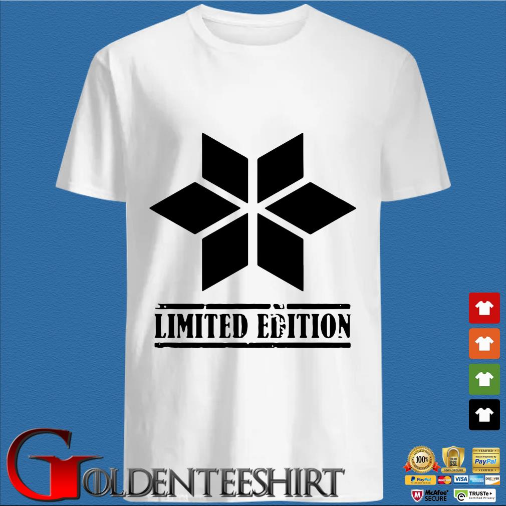 Limited editions logo shirt