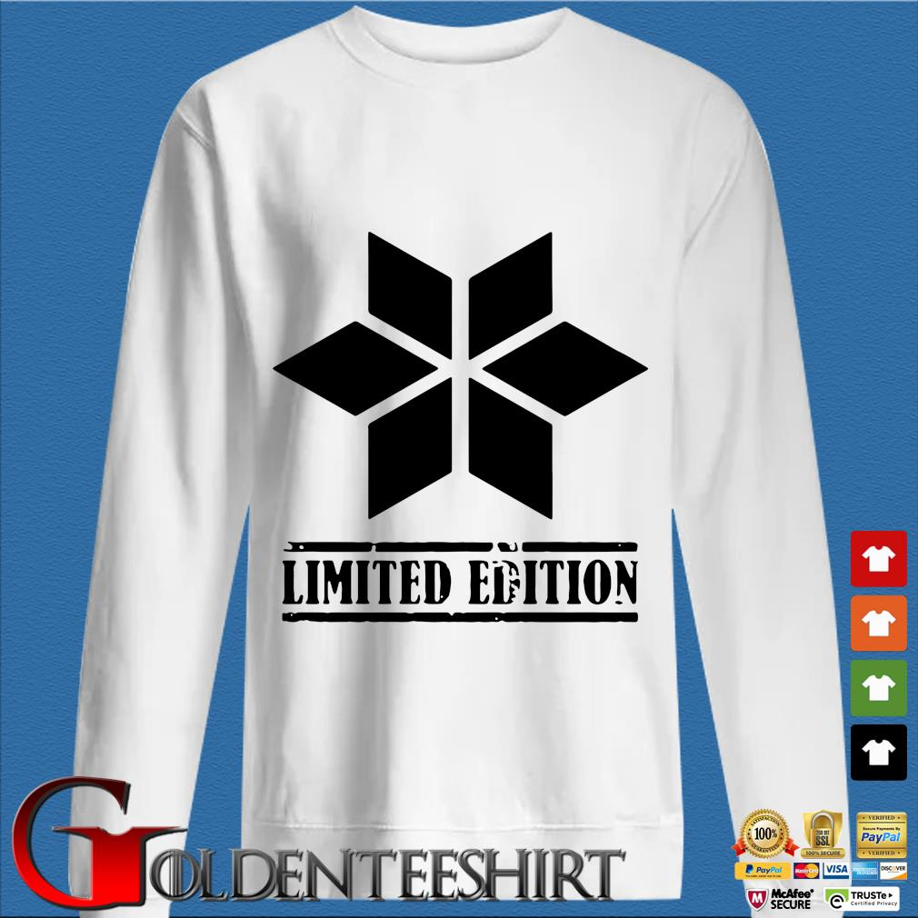 Limited editions logo s trang Sweater