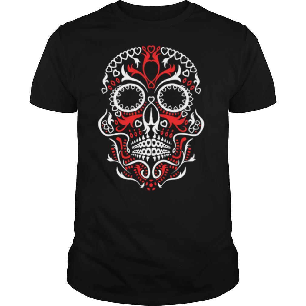 Los Muertos Day Of The Dead Sugar Skulls shirt