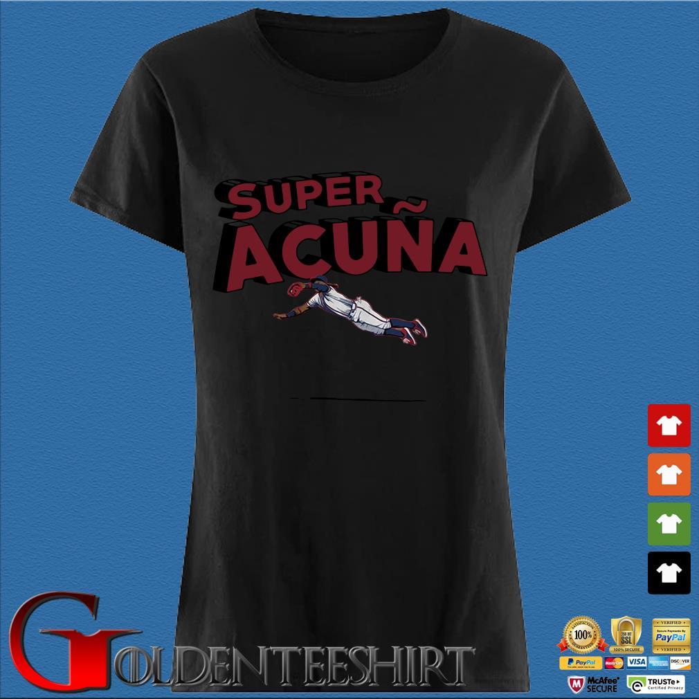 Super Acuna Atlanta baseball s Den Ladies