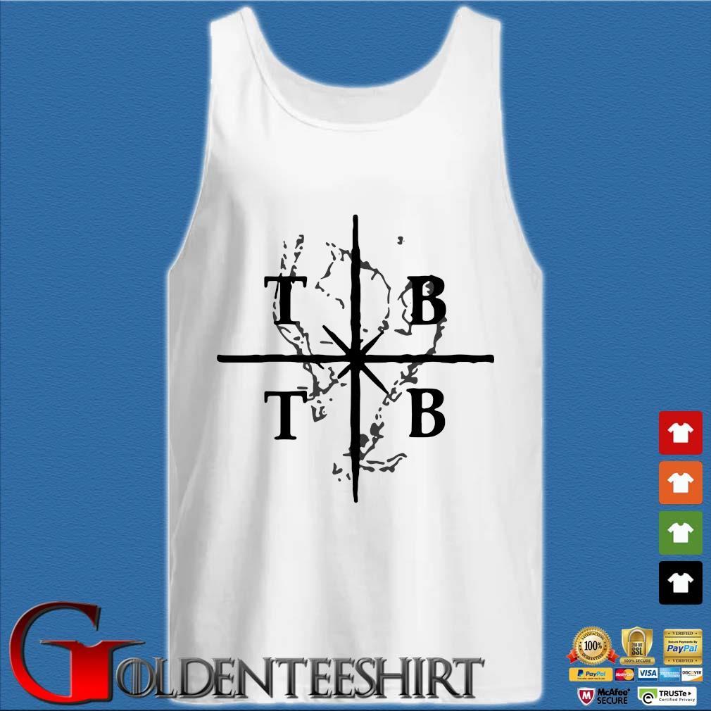TB X TB Tom Brady and Tampa Bay s Tank top trắng