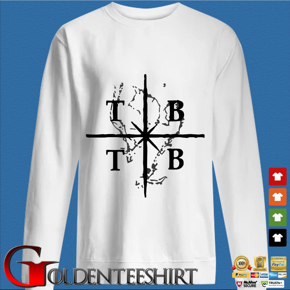 TB X TB Tom Brady and Tampa Bay s trang Sweater