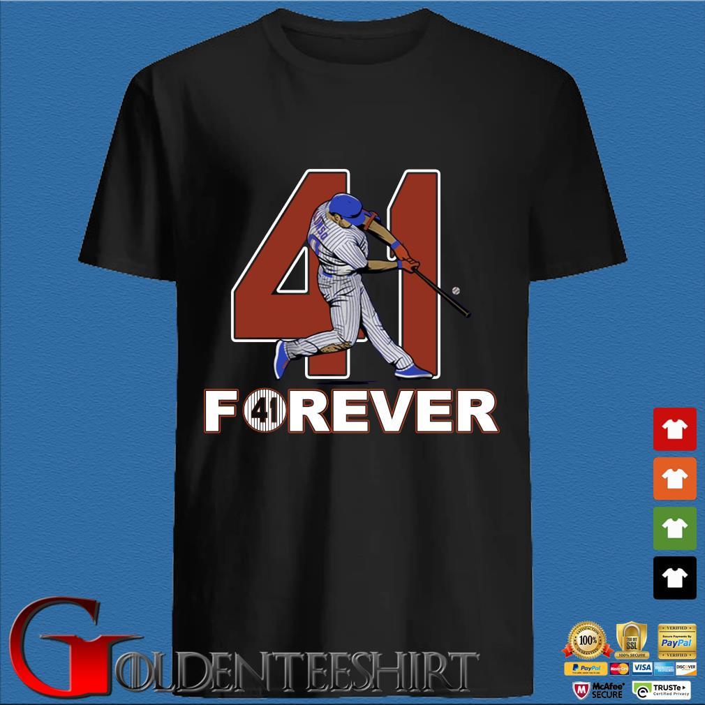 Tom Seaver 41 forever 2020 shirt